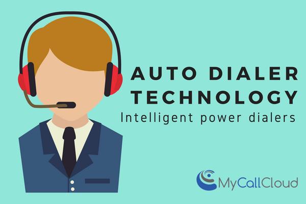 auto dialer call center technology