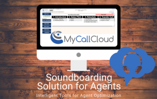 soundboarding solution for call center agents