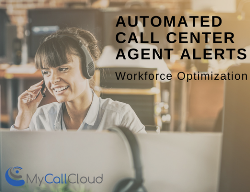 Automated Call Center Agent Alerts