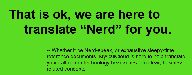 """We are here to translate """"Nerd"""""""