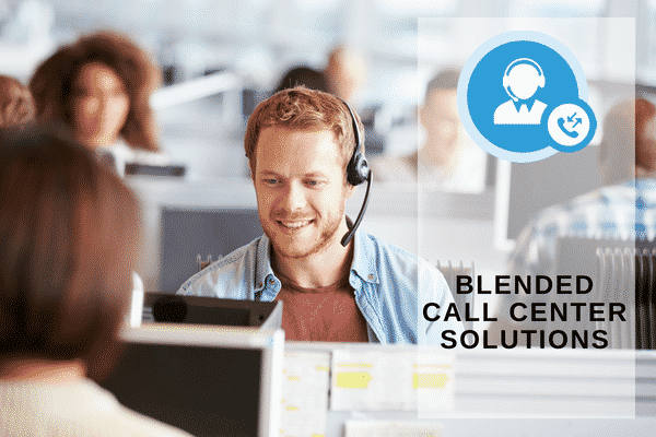 My Call Cloud Call Center Software Blended Solutions