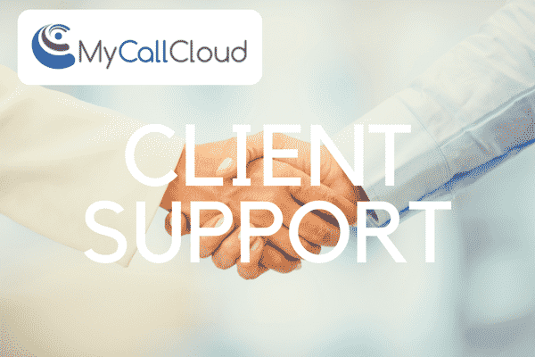 Contact Center Client Support