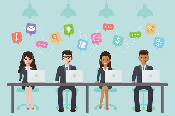 call center crm integrations customer context