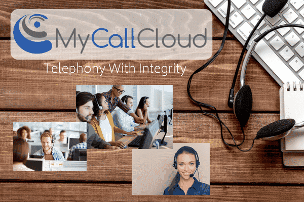 My Call Cloud Contact Center Software Homepage Feature