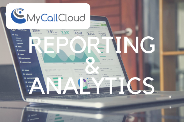 contact center software reporting and analytics