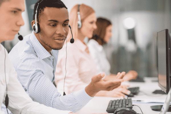 local presence calling call center software