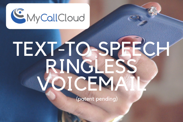 text to speech ringless voicemail software