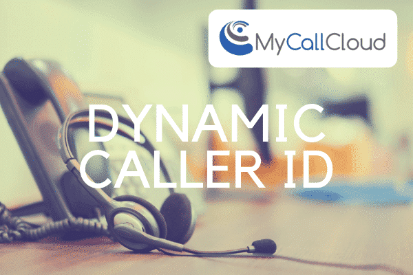 dynamic caller id call center software