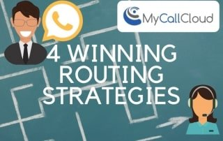 call center routing strategies