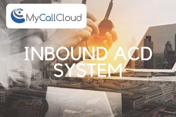 inbound acd system