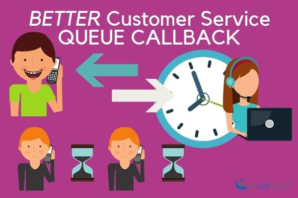 queue callback infographic