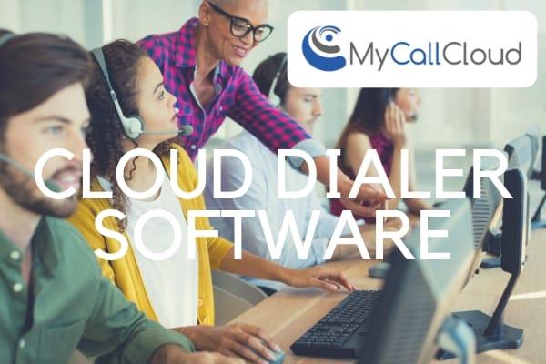 cloud dialer software