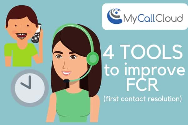 improve first contact resolution