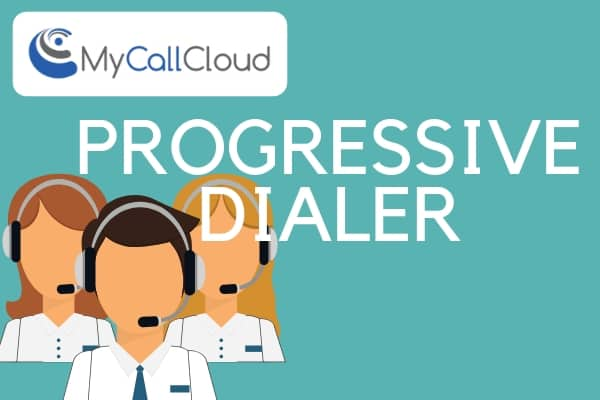 progressive dialer