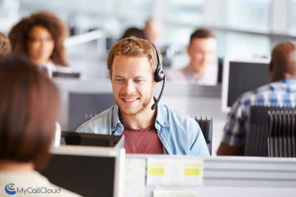 predictive dialer contact center software