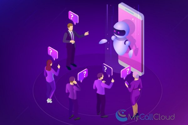 contact center artificial intelligence MCC robot phone