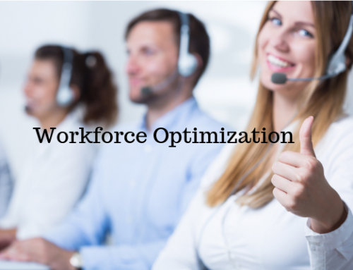 Agent Productivity and Workforce Optimization